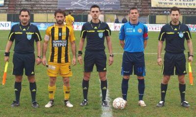 Οι διαιτητές 7ης αγωνιστικής Football League: Βουρνέλης Τρίγλια - Καλαμάτα... 8