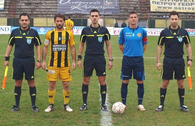 Οι διαιτητές 7ης αγωνιστικής Football League: Βουρνέλης Τρίγλια – Καλαμάτα…