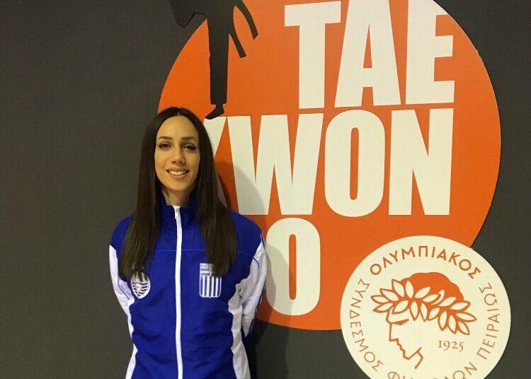 Ταεκβοντό: Με οδηγό τη Μεσσηνία Βίκυ Γραμματικοπούλου στη Βουλγαρία οι αθλητές της ΕΤΑΝΕ