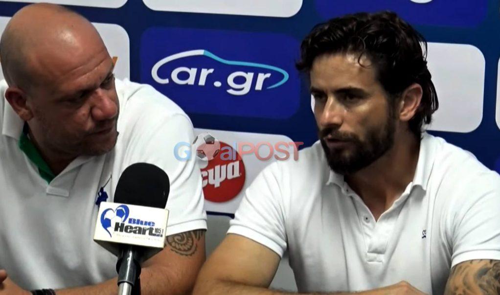 """""""Στον αέρα"""" ο Χοβέ σε Νίκη Βόλου… (+video)"""