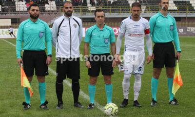Διαιτητές Football League: Νταούλας σε Καλαμάτα - Τρίκαλα 8