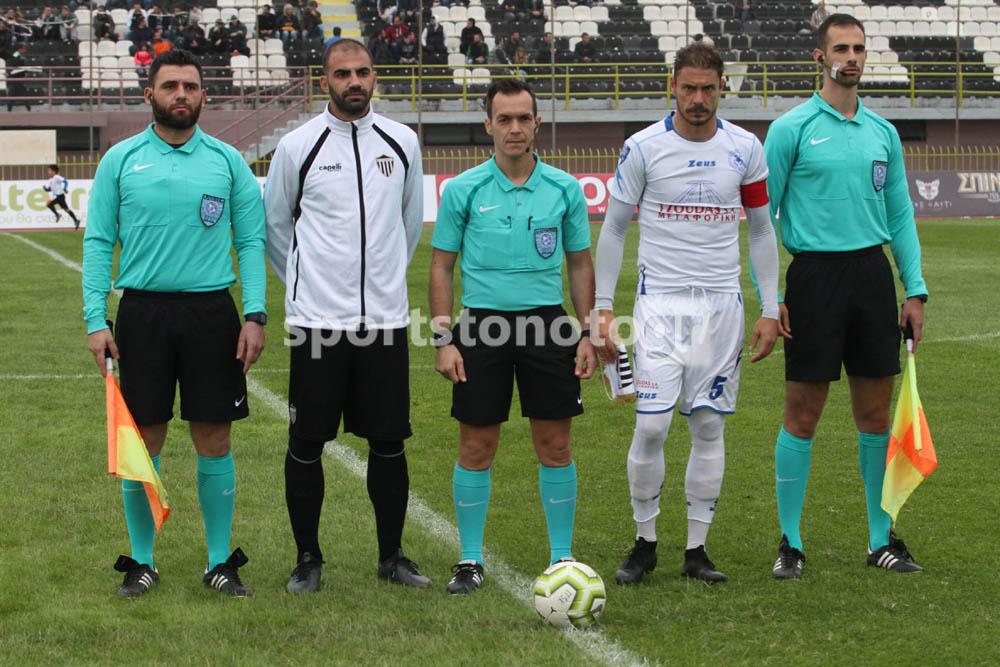 Διαιτητές Football League: Νταούλας σε Καλαμάτα – Τρίκαλα