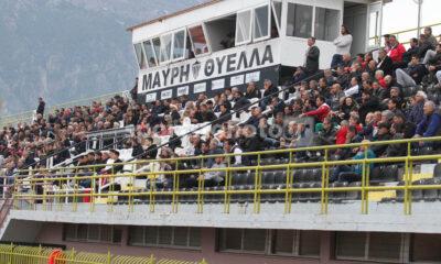 Ανακοίνωση ΠΑΕ Καλαμάτα για τα εισιτήρια με ΟΦ Ιεράπετρας 16