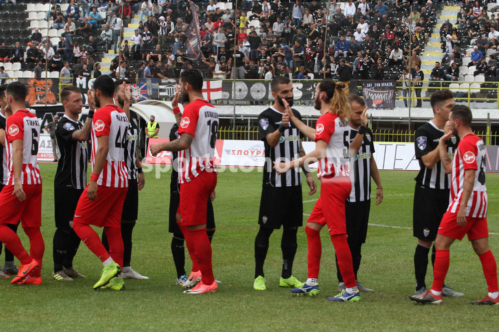 Football League: «Φωτιά» στο Αιγάλεω, δυνατές αναμετρήσεις, Χαλκιδική η Καλαμάτα