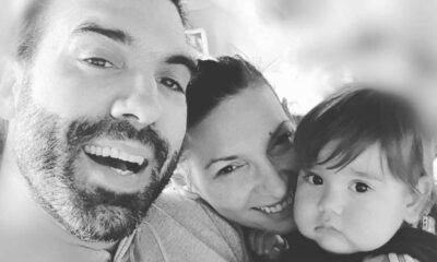 Έγκυος για δεύτερη φορά η Φανή Χαλκιά, πανευτυχής ο Λούης Καραμάνος (+video) 6