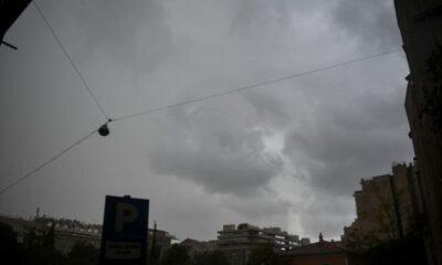 Νέο έκτακτο δελτίο καιρού: Πού θα εκδηλωθούν βροχές και καταιγίδες τις επόμενες ώρες 10