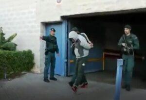Καρέ – καρέ η σύλληψη του Σέρχιο Κόκε (video+photos)