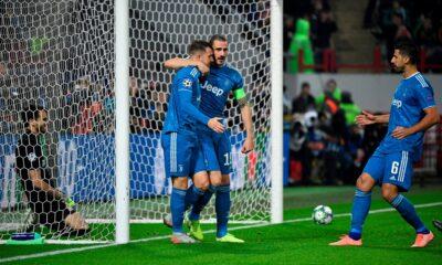 Λοκομοτίβ - Γιουβέντους 1-2: Τα γκολ και οι καλύτερες φάσεις (video) 14