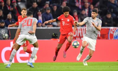 Μπάγερν Μονάχου – Ολυμπιακός 2-0: Η ποιότητα «λύγισε» τον Σα 23