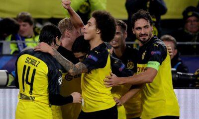 Ντόρτμουντ - Ίντερ 3-2: Τα γκολ και οι καλύτερες φάσεις (video) 20