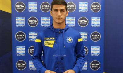 Βράβευση Τασουλή του Αστέρας Τρίπολης - NIVEA MEN Best Goal 8ης αγωνιστικής (+videos) 5