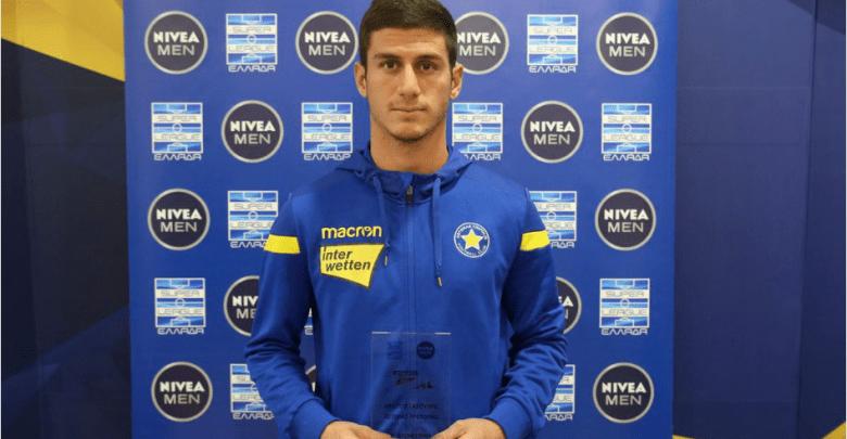 Βράβευση Τασουλή του Αστέρας Τρίπολης – NIVEA MEN Best Goal 8ης αγωνιστικής (+videos)