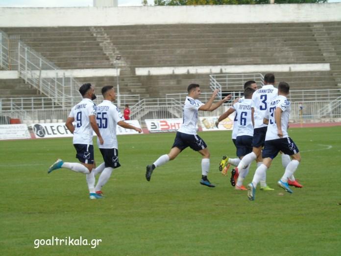 Football League: Υποδέχονται τον ΠΟ Τρίγλιας τα Τρίκαλα