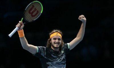 ATP Finals: Τσιτσιπας - Τιμ, τα highlights του τελικού (video) 12