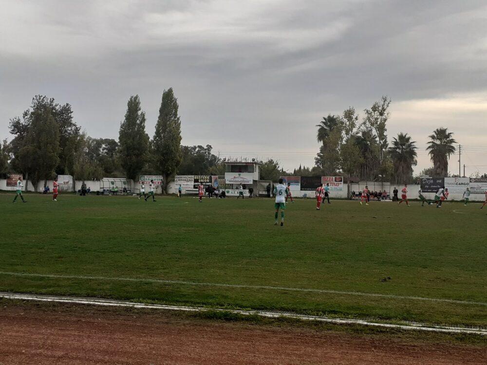 """ΠΑΟ Βάρδας – Ολυμπιακός Ζαχάρως 2-1: Δίκαιη νίκη για τους """"πράσινους"""""""