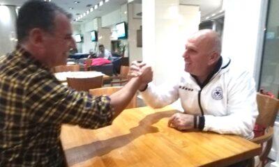 """Γεωργούντζος σε Βαζάκα: """"Αύριο - Κυριακή - θα χάσεις..."""" (video) 11"""