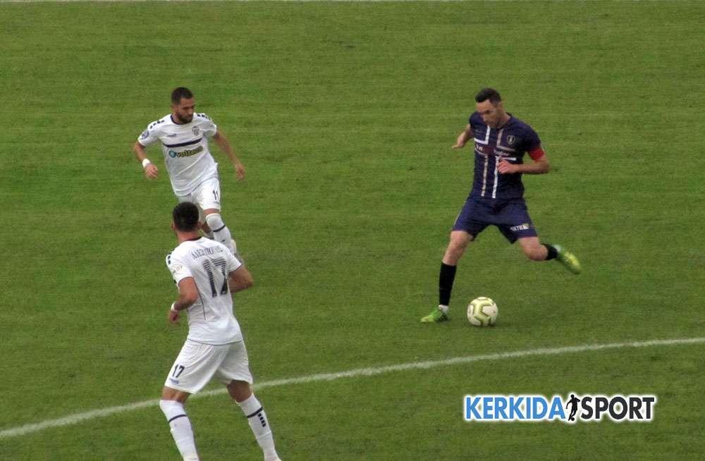 """Βέροια – Καλαμάτα 2-0: Ανεβαίνει η """"Βασίλισσα"""", βουλιάζει η Θύελλα!"""