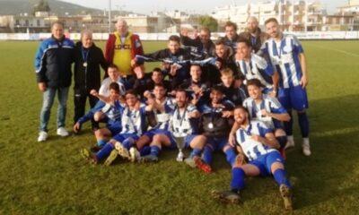 Πως το Γύθειο πήρε το Super Cup της Λακωνίας επί της Σπάρτης! 16