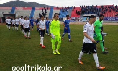 Πρώτη ήττα για ΑΟΤ: Έχασαν τα Τρίκαλα με 2-0 στον Βόλο από την Νίκη (+video) 15