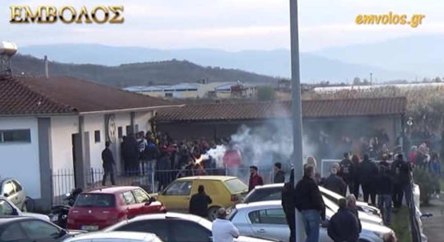 """Η απάντηση των """"Green Ghetto Club – Agrotikos Asteras"""" για τα επεισόδια σε Αγκαθιά…"""