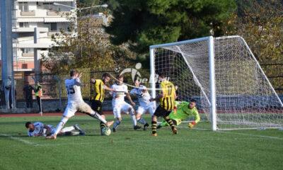 Θεσπρωτός - Καλαμάτα 3-1 και τα άλλα ματς της Football League (video) 12