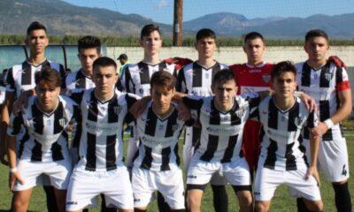 Πρωτάθλημα Κ17 Football League: Νέοι Διαγόρα - Νέοι Καλαμάτας 1-1 6