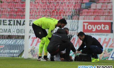 Καλαμάτα: Αθήνα ο Μάκος, τρέχει να προλάβει με Τρίκαλα, παίζει ο Αμέρ με ΑΕΛ, Σουμελά η ομάδα... 18