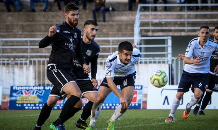 ΑΟ Τρίκαλα – ΟΦ Ιεράπετρας 3-0 (video)