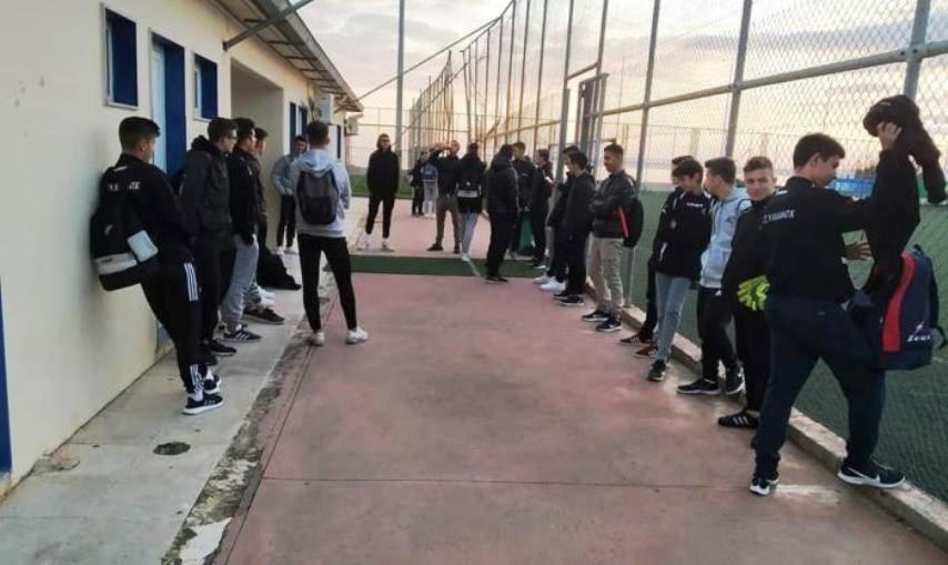 Ξεκινά το πρωτάθλημα Κ19 και η ΠΑΕ Καλαμάτα
