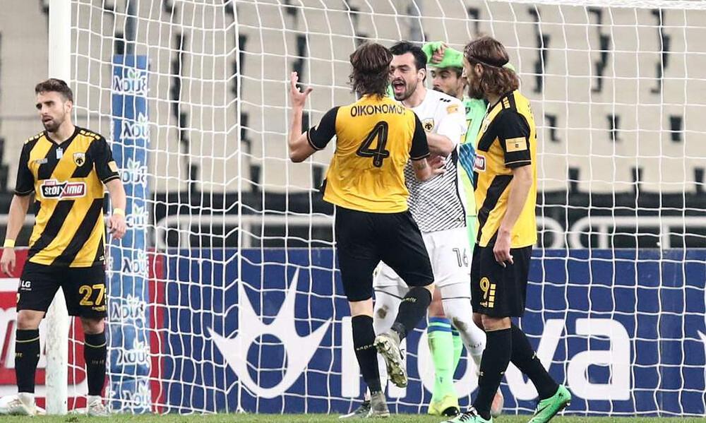 ΑΕΚ-Αστέρας Τρίπολης 2-1: Την έσωσε ο Τσιντώτας και πήρε το θρίλερ!
