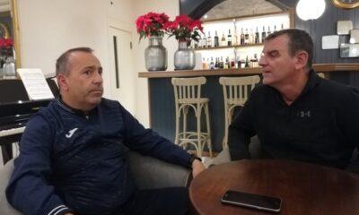 """Ο Περικλής Αμανατίδης, ο νέος προπονητής της Παναχαϊκής! Ολόκληρο το """"τιμ"""" – Αποκλειστικό"""