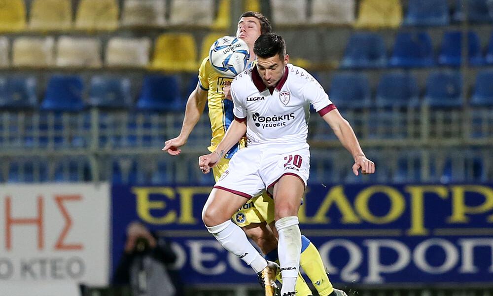 Αστέρας Τρίπολης-ΑΕΛ 1-1: Άβολη ισοπαλία