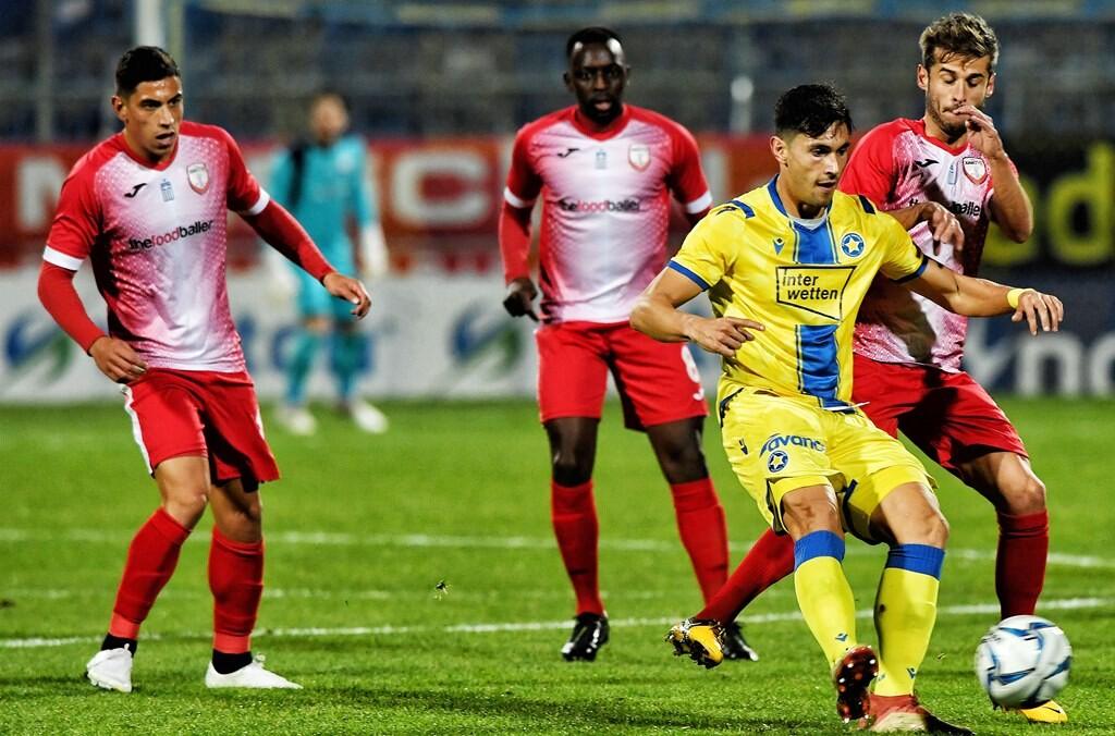 Αστέρας Τρίπολης-Ξάνθη 5-0: Την ισοπέδωσαν στην Πελοπόννησο!