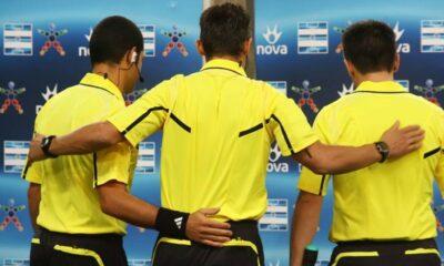 Το παν και το έκαναν οι διαιτητές: Χωρίς Super League & Κυπέλλο Ελλάδας... 11