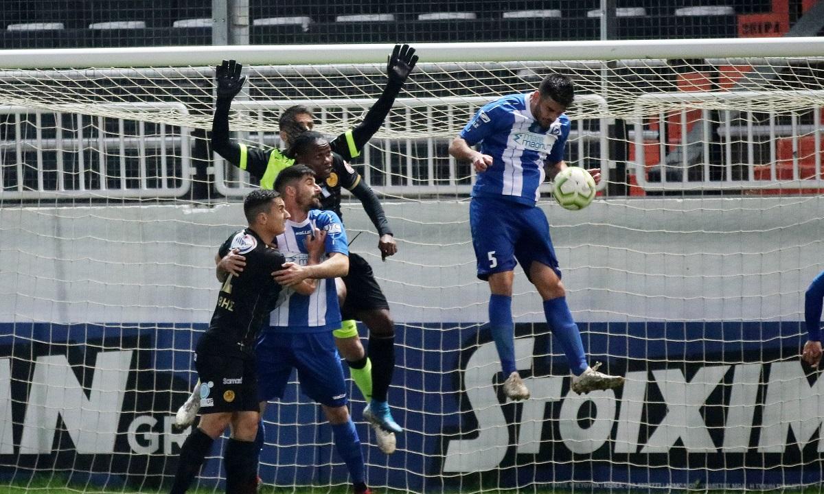Εργοτέλης – Χανιά 1-0: Στην 5η θέση με γκολ στο 93′! (+video)