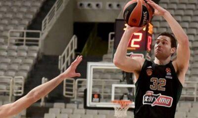 Παναθηναϊκός - Φενέρμπαχτσε 81-78: Όρθιος σε άδειο γήπεδο (+video) 21