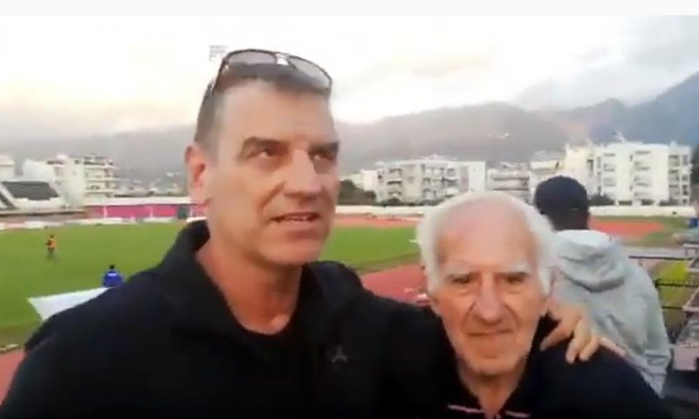 """Δηλώσεις Μπιστικέα: Ο """"Τιτάνας"""" επιστρέφει! (video)"""
