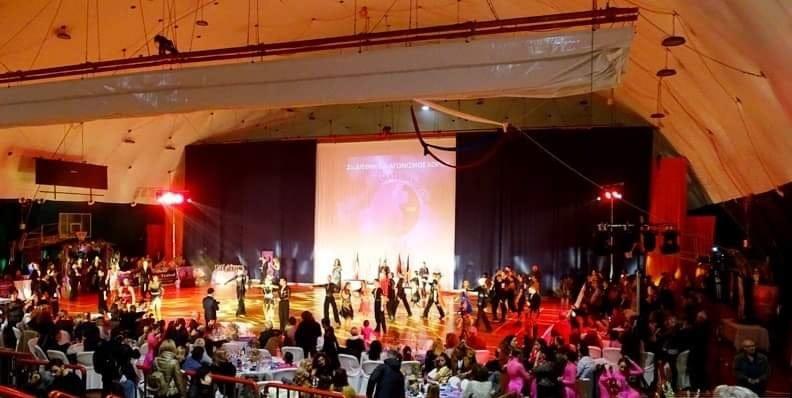 Προβολή της Καλαμάτας σε εθνικό και διεθνές επίπεδο από το διαγωνιστικό χορό (photos)
