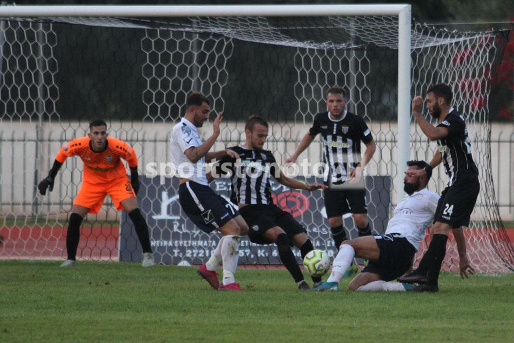 Καλαμάτα – Τρίκαλα 0-1: Σε περιπέτειες η Μαύρη Θύελλα… (photos)