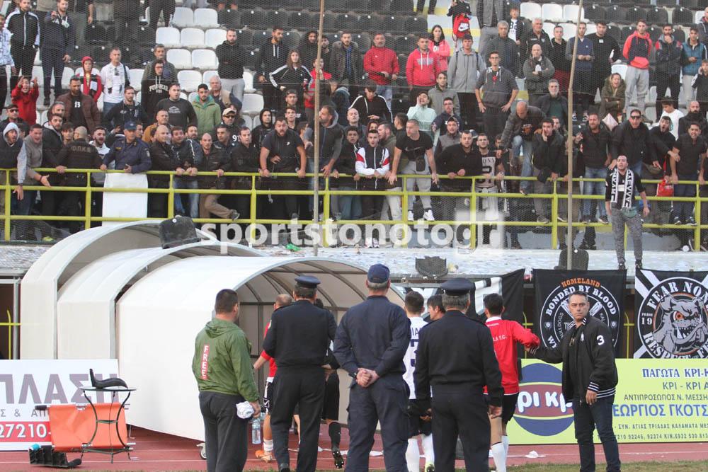 Καλαμάτα – Τρίκαλα: Tο φωτορεπορτάζ και η παρακάμερα του sportstonoto (photos+video)