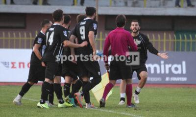 Καλαμάτα - Τρίκαλα 0-1: Σε περιγραφή Σωτήρη Γεωργούντζου! 20