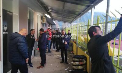 Η παρακάμερα στο Καλαμάτα - Τρίκαλα 0-1 (video) 21