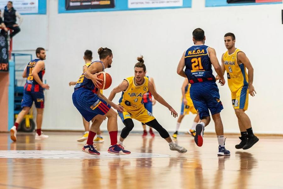 Γ΄ Εθνική Μπάσκετ: Ντέρμπι κορυφής για το Ληξούρι στο Π. Φάληρο