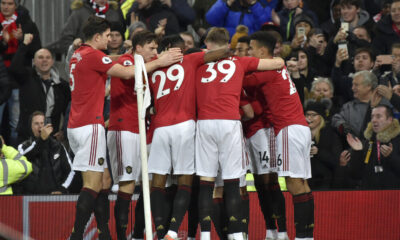 """Μάντσεστερ Γιουνάιτεντ - Τότεναμ 2-1: Τα γκολ που """"σκότωσαν"""" τον Μουρίνιο (video) 22"""
