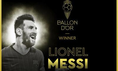 Χρυσή Μπάλα 2019: Επέστρεψε στο θρόνο του ο Μέσι (+video) 18