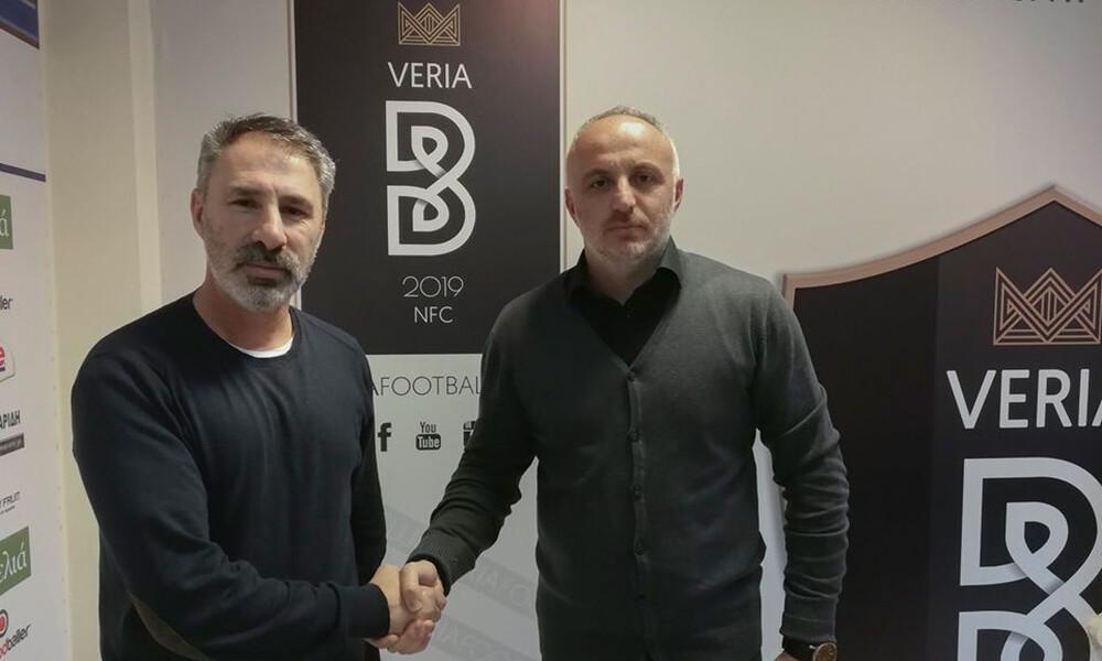Επιβεβαίωση Sportstonoto.gr και με Ντίσιο σε Βέροια