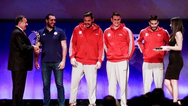 Βραβεία ΠΣΑΤ 2019: Κορυφαίοι αθλητές ο Τσιτσιπάς, Στεφανίδη, κορυφαία ομάδα το πόλο Ανδρών Ολυμπιακού