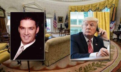 Στον Λευκό Οίκο με τον Τραμπ, ο Πρασσάς - Αποκλειστικό 11