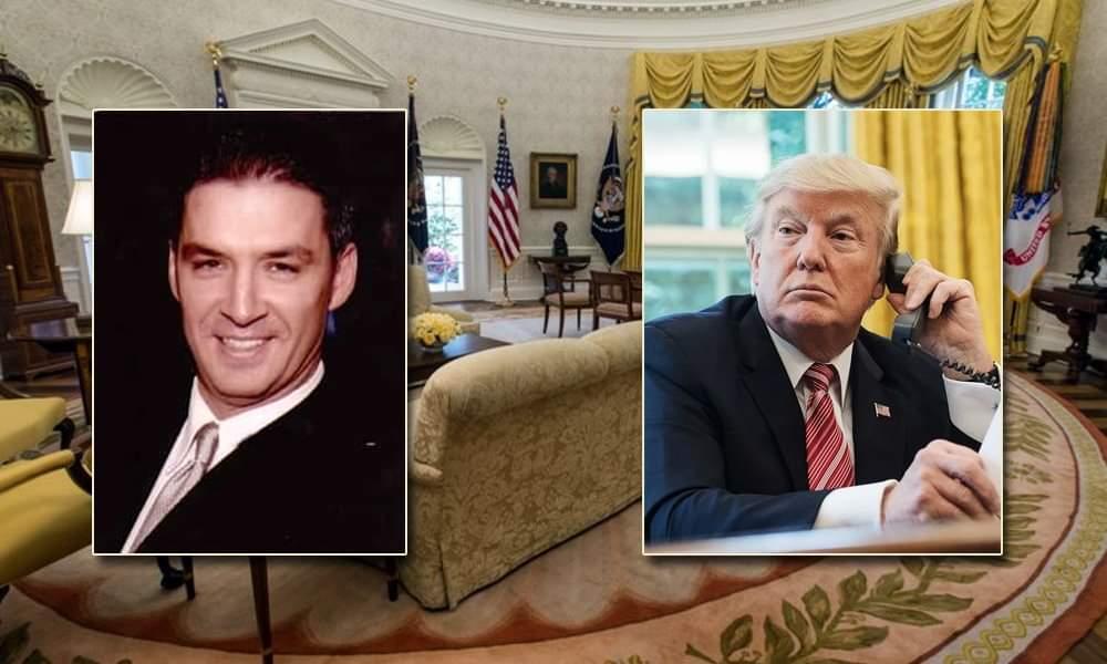 Στον Λευκό Οίκο με τον Τραμπ, ο Πρασσάς – Αποκλειστικό