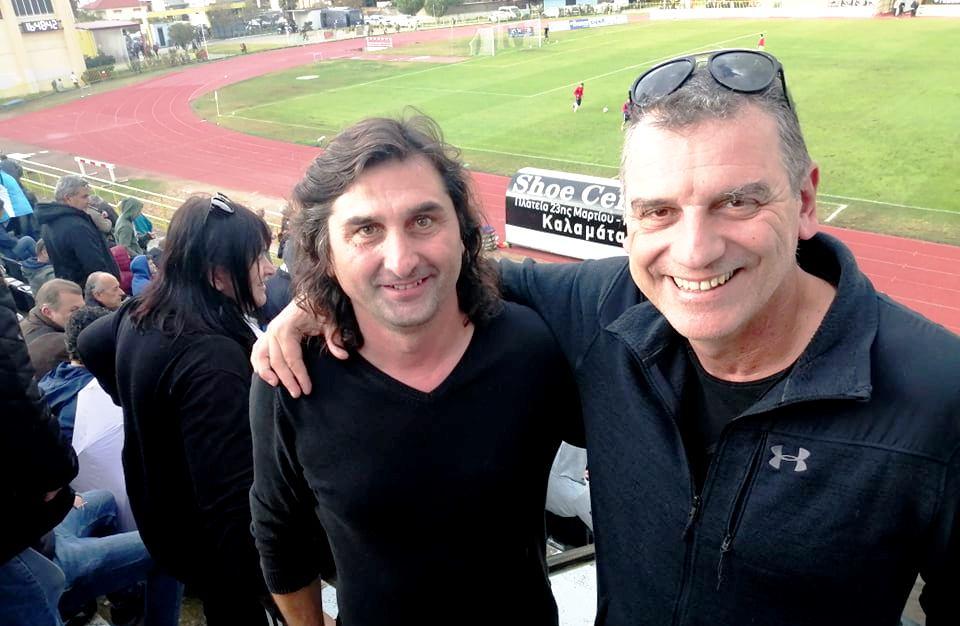 Γεωργούντζος: «Έχω κάνει φαντάρος στα Τρίκαλα!!!» (Ηχητικό)